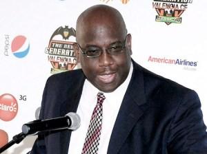 FIFA Development Officer Howard McIntosh