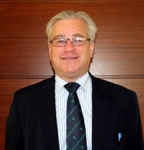 Cricket Ireland Chairman Ross McCollum