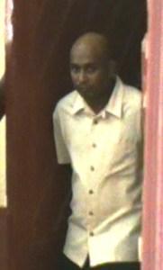 The accused: Shawn Ravindra Ramai. [iNews' Photo]