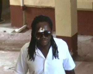 The complainant, Lennox Williams. [iNews' Photo]