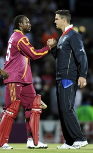 Pietersen and Gayle