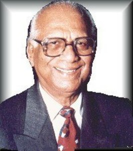 Founding Leader of the PPP and Former President, the Late Dr. Cheddi Jagan