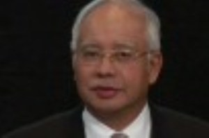 """Najib Razak: """"It is with deep sadness and regret, that according to this new data, flight MH370 ended in the southern Indian Ocean."""""""