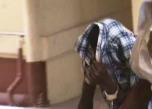The accused, Bruce Sudin. [iNews' Photo]