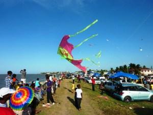 Easter celebration in Guyana