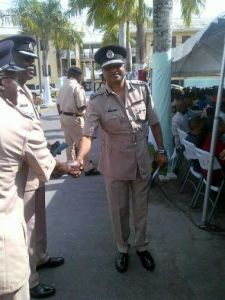 Acting Police Commissioner, Seelall Persaud. [iNews' Photo]