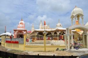 The Sri Krishna Mandir