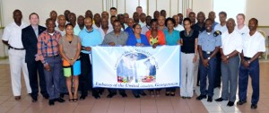 International Port Security Seminar Participants