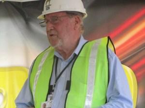 Project Development Director, Ken Nilsson.