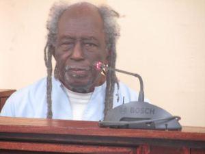 Eusi Kwayana. [iNews' Photo]