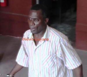 Murder accused: Kelvin Chrisholeum