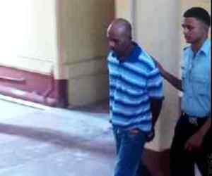 The accused, Chetram Ramnarine. [iNews' Photo]