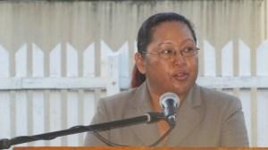 Minister of Amerindian Affairs, Pauline Sukhai