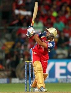Yuvraj Singh thumped nine sixes