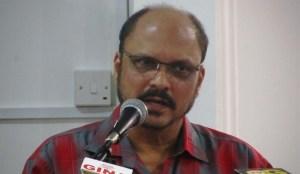 Health Minister, Dr Bheri Ramsarran. [iNews' Photo]