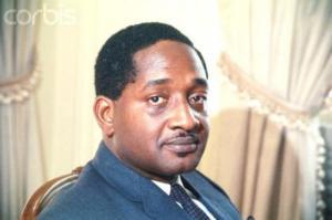 Former President LFS Burnham