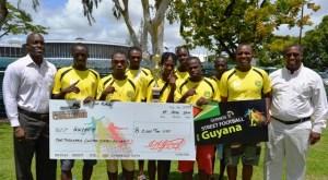 Guinness-Guyana-Team