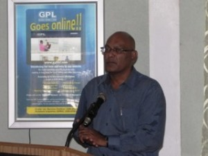 GPL CEO Bharrat Dindyal