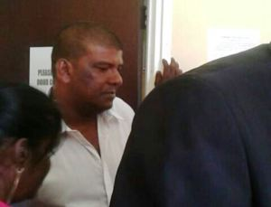 The accused, Narine Chattergoon.