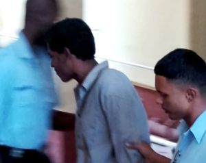 Derrick Persaud. [iNews' Photo]
