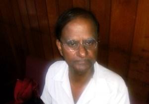 M.J Rahman. [iNews' Photo]