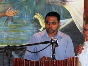 Permanent Secretary of the Amerindian Affairs Ministry, Nigel Dharamlall
