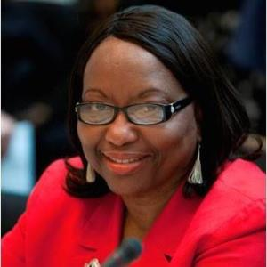 Director of the Pan American Health Organization (PAHO), Dr. Carissa Etienne