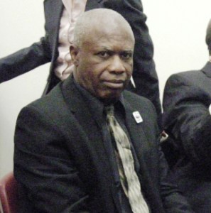 Dr. Patrick Williams, Country Manager, WWF