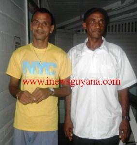Prem Chand and Lindsay Erskine