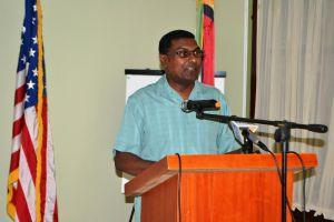 Dr. Shamdeo Persaud