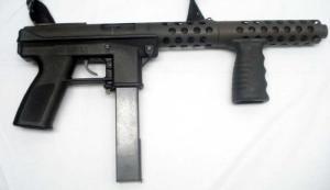Intratech Luger 9mm. pistol