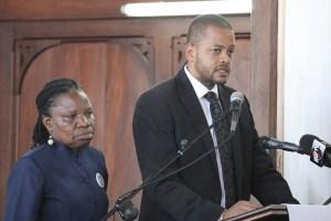 Head of the Guyana Bar Association Ronald Burch-Smith