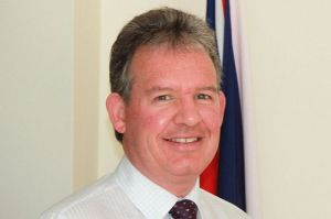 United Kingdom High Commissioner to Guyana, Andrew Ayre
