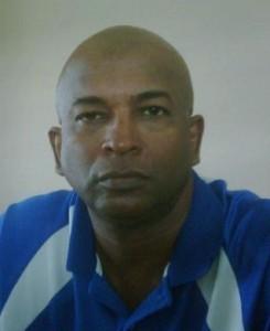 Technical Director of the Guyana Table Tennis Association (GTTA), Linden Johnson.