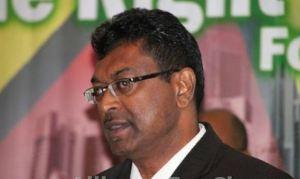 Vice President with responsibility for Public Security, Khemraj Ramjattan