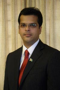 CEO of the GEA, Mahender Sharma.