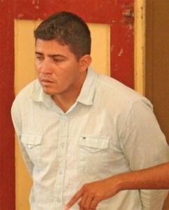 Venezuelan Soldier Johnny Ventura Gomez Revas