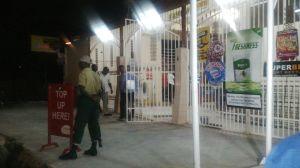 The scene of the robbery. [iNews' Photo]