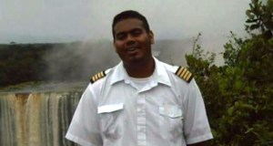 Captain Nicky Persaud.