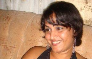 Media practitioner, Radha Motielall.