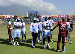 The senior players who were held accountable by the Task Force for the India Tour walkout.