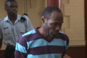 Robbery accused: Milton Freeman