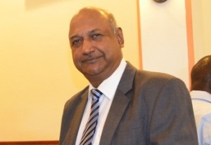 Chancellor of the Judiciary, Carl Singh