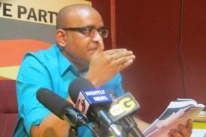 Former President, Bharrat Jagdeo. [iNews' Photo]