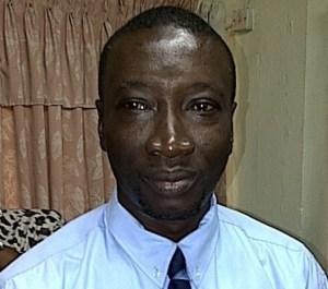 Guyana's Ambassador to Suriname, Keith George