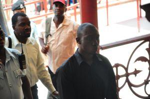Murder accused Rayon Paddy (iNews' photo)