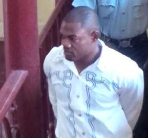 Accused Jerrel Huntley (iNews' photo)