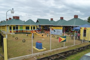 The Number 77 Nursery School, Region Six.