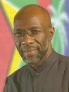 APNU Nominated Commissioner of the Guyana Elections Commission (GECOM) Vincent Alexander