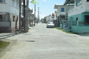 James Street, Albouystown on June 2, which was under significant amount of water